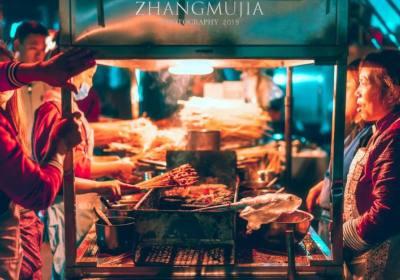 中国最好逛的夜市摊,你去过几个?