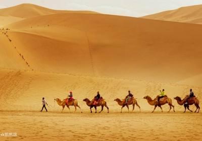 2021年 有机会的话,去奈曼沙漠看看吧
